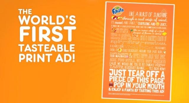 ファンタ広告